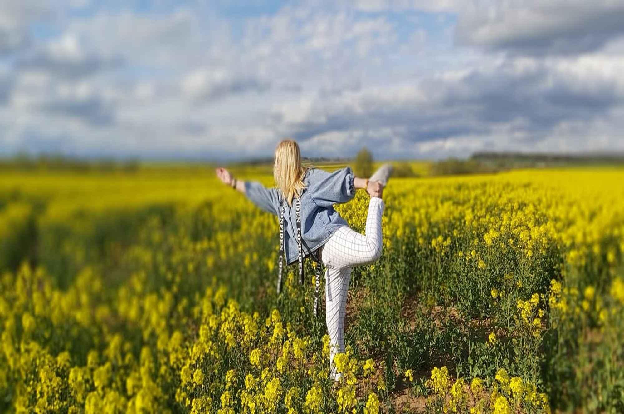 yoga anantanitya