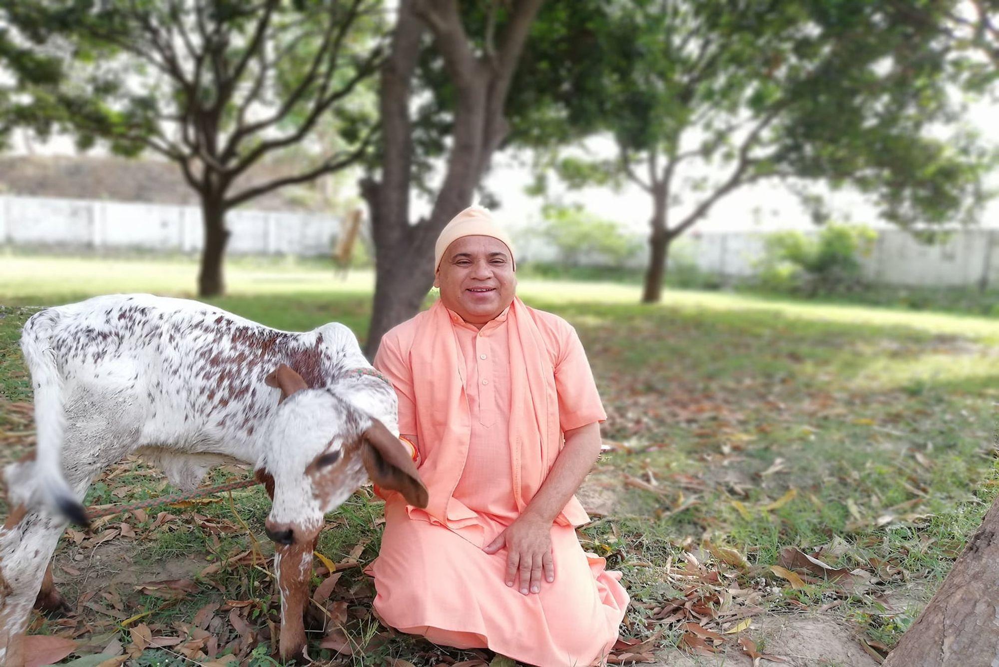 Swami Sharad Puri ji